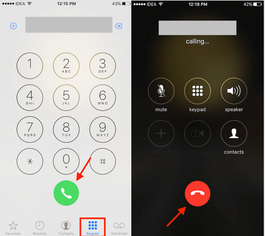 Send WhatsApp Message to Unsaved Number on iPhone