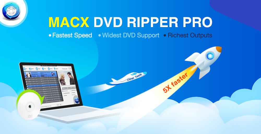 MacX DVD Ripper Pro Features