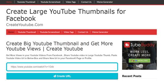 5 Best YT2FB Alternatives for Large YouTube Thumbnails
