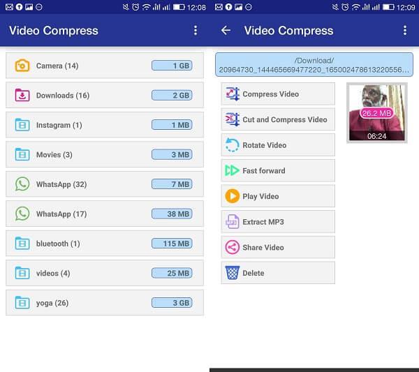 video compress