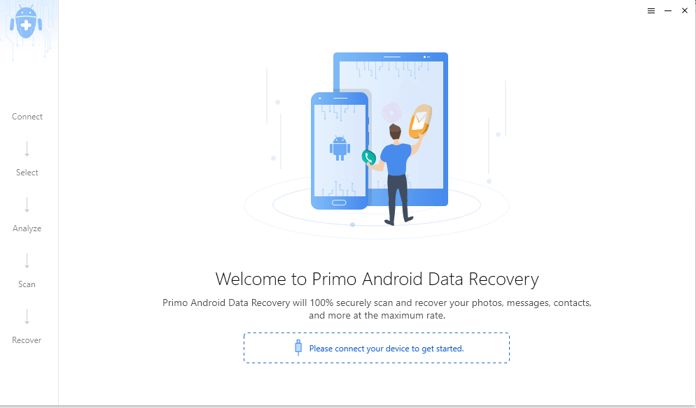 Primo Android Data Recovery review