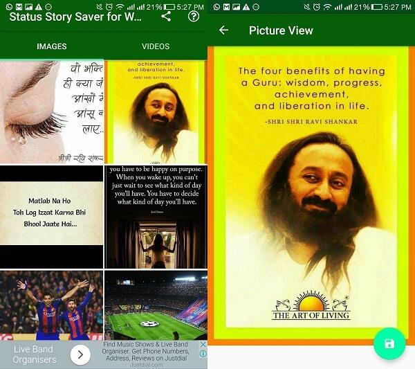 Status Story Saver for Whatsapp Free