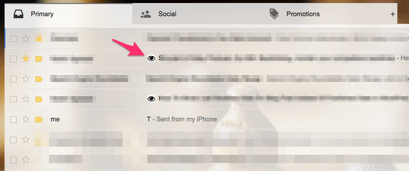 Detect If an Email is being tracked in Gmail