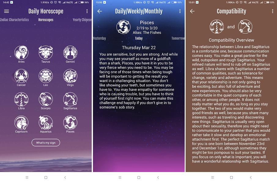 Best astrology apps - Daily Horoscope