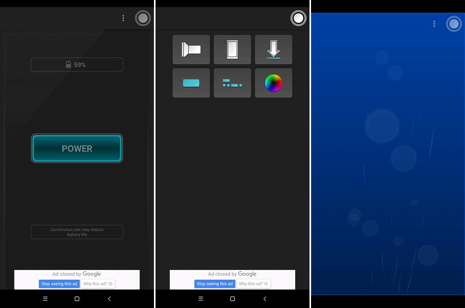 Flashlight app download - Tiny Flashlight + LED