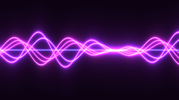 Absorbed Music Visualizer - iOS visualizer