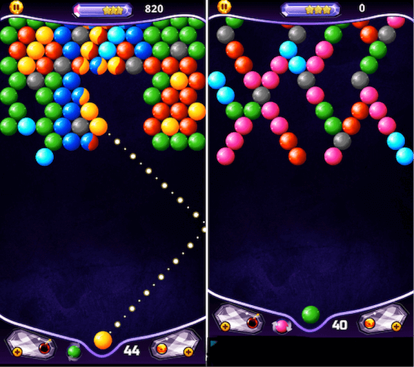 Android Game Review - Bubble Shooter Classic