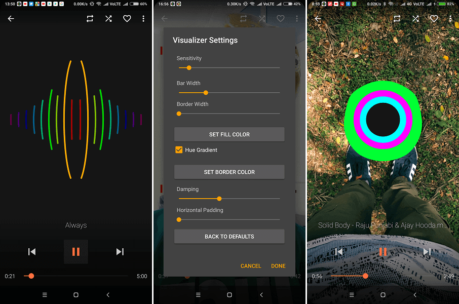 7 Best Music Visualizer Apps For Android, iPhone PC, Mac | TechUntold