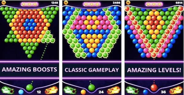 Bubble Shooter Classic Android App Review