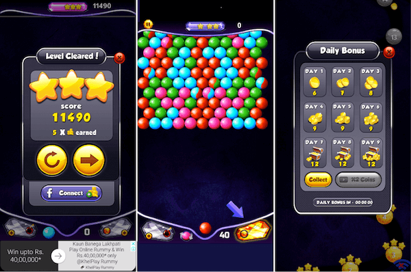 Bubble Shooter Classic Android Game