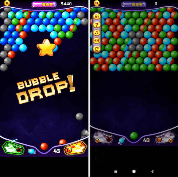 Bubble Shooter Classic App Features