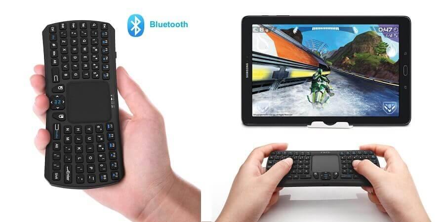 Jelly comb Mini Bluetooth keyboard