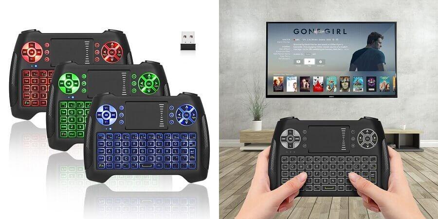 Smallest keyboards - vive combMini Wireless Keyboard