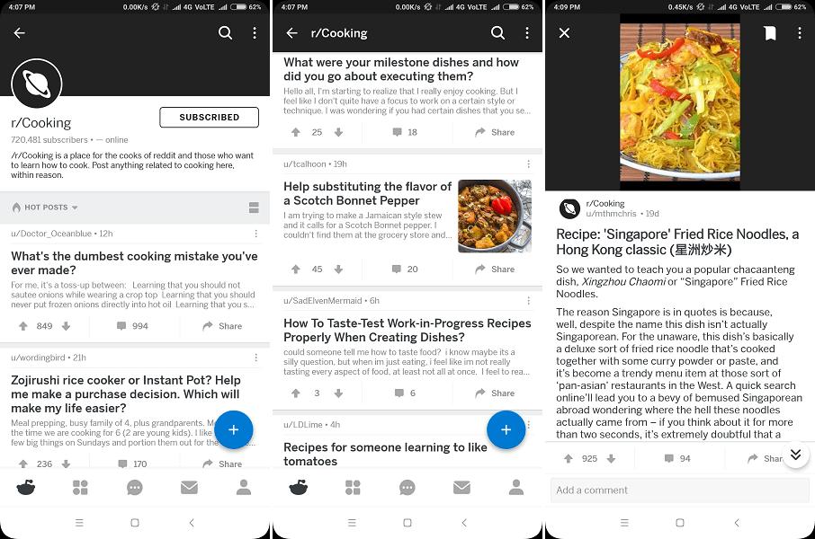 cooking subreddit - Reddit