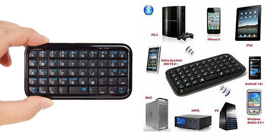 Top 10 Smallest Keyboards For Insane Portability | TechUntold