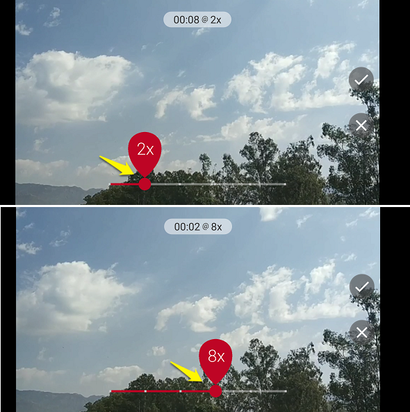 Timelapse From Video On Android