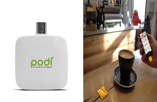 smallest size power bank - podi power bank