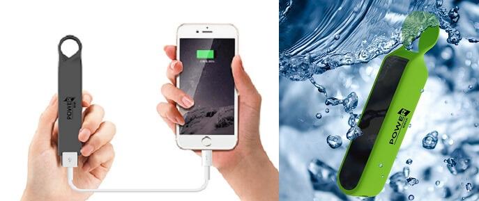 power brik - mini power bank for iPhone