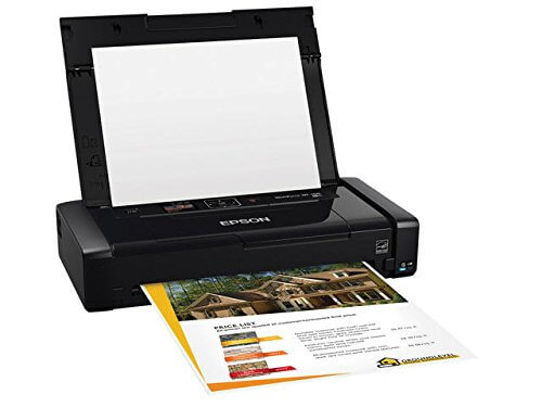 Epson WorkForce WF-100 Wireless - Best portable Printer