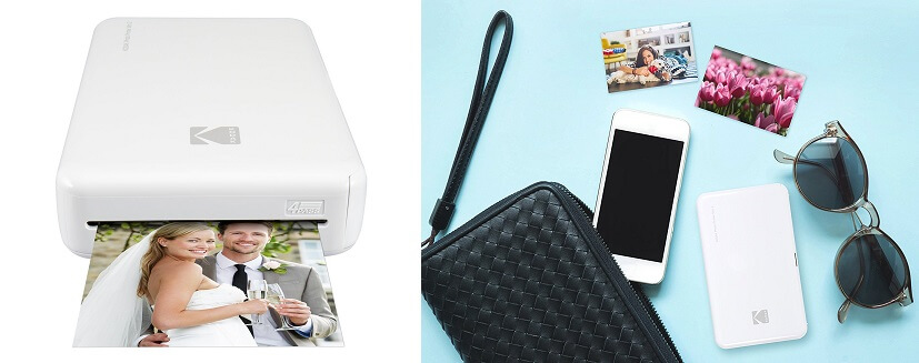 Kodak Mini 2 HD Wireless Portable Instant - best Photo Printer