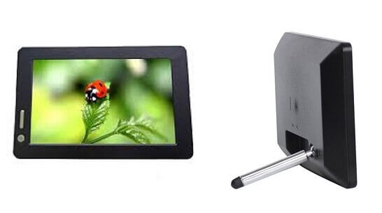Mini LCD monitor with good resolution - Lilliput 7-inch USB Video Monitor
