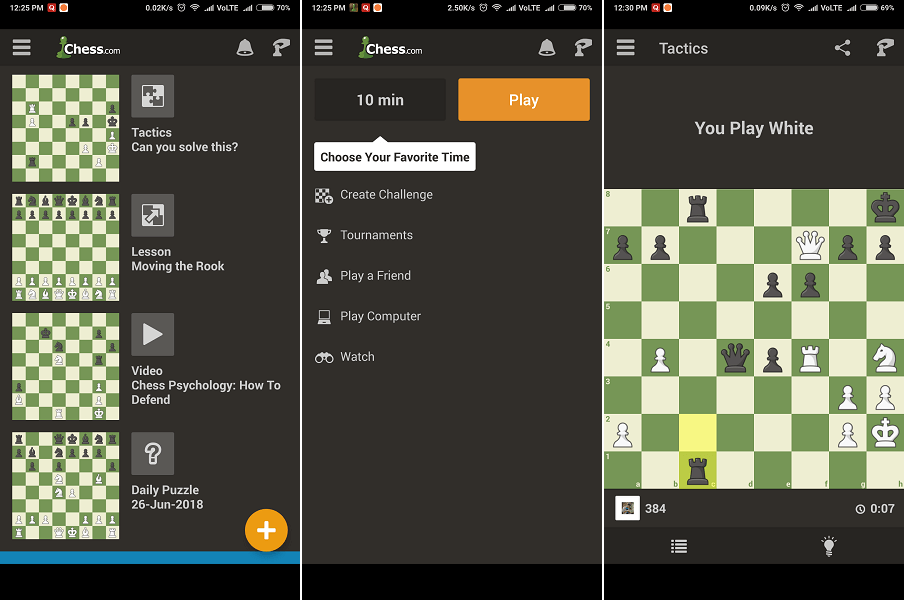 Chess.com - Best chess app for iPhone