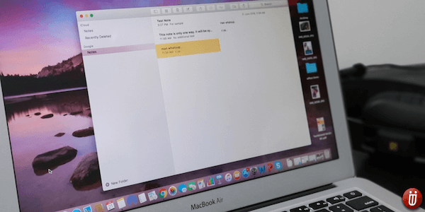 How to Sync Mac Notes with Android device