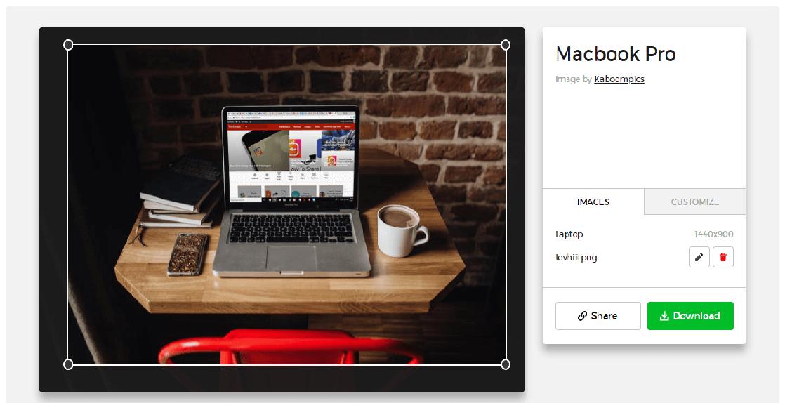 smartmockups.com - best Mockups generator online