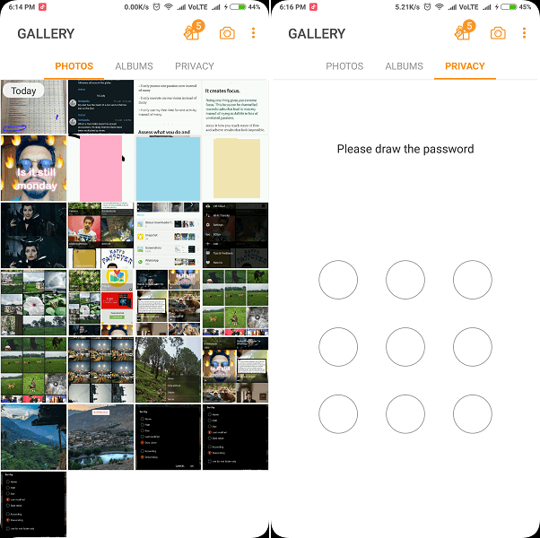 Android Photo Gallery and Album By iJoysoft