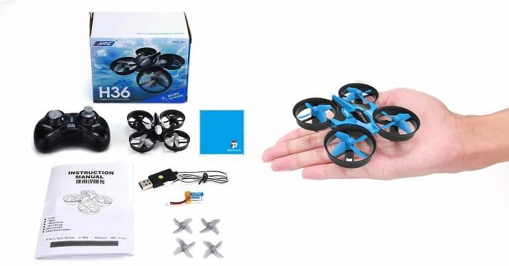 JJRC H36 best Mini Drone