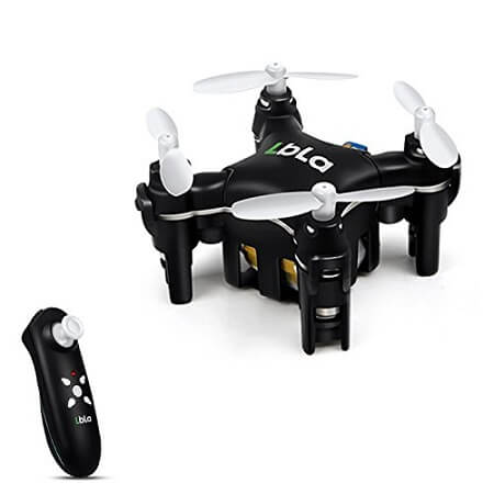 LBLA Mini Drone, Headless and Altitude Hold - worlds smallest drone