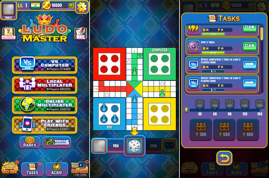 Ludo Master - ludo games for android