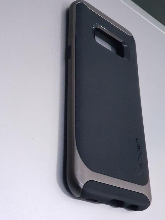 Spigen Neo Hybrid Case for Galaxy S8 Review