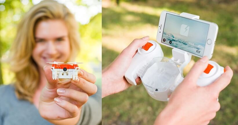 trndlabs skeye - best smallest drone with a camera