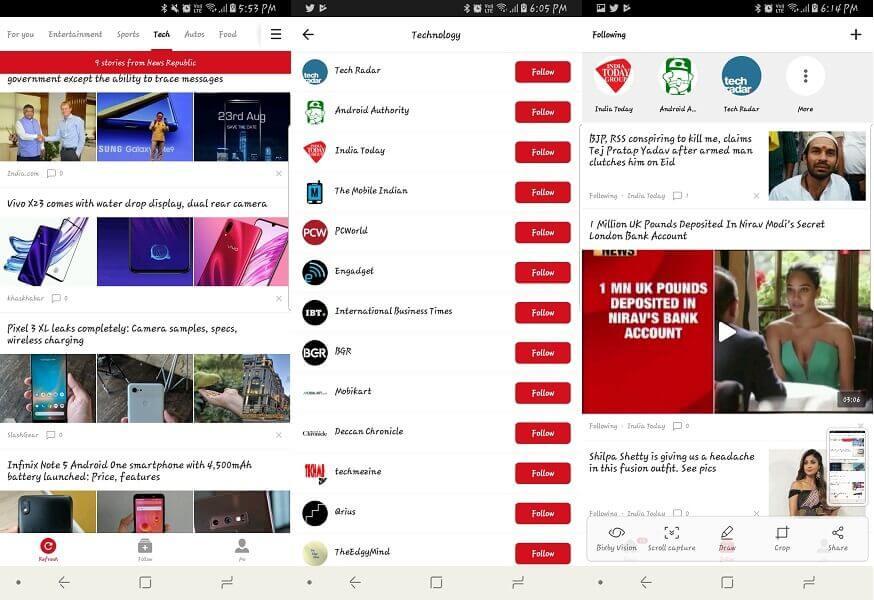 News Republic - apps like appy geek