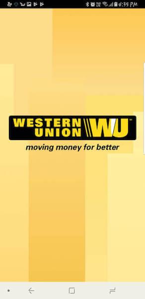 WesternUnion - money transfer