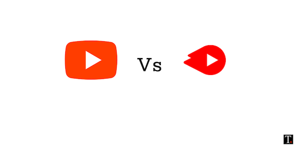 YouTube Go vs YouTube