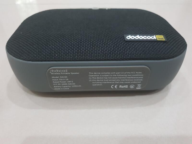 dodocool Wireless speaker