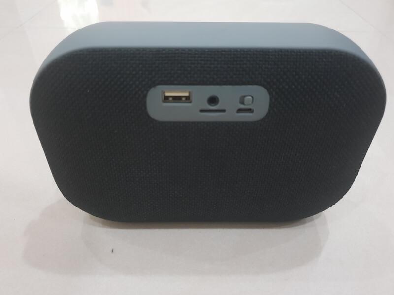 dodocool bluetooth speaker back side