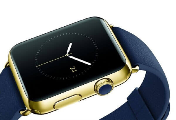 Apple gold watch edition