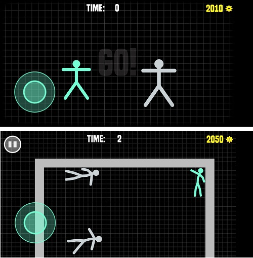 Best Offline Fighting Games for Android -Stickman Fight
