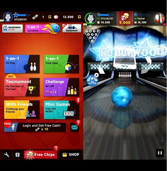 Bowling King - Best bowling games for android