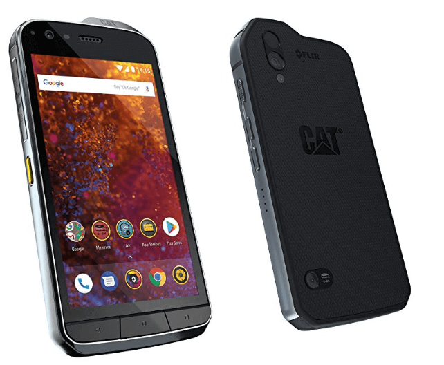 CAT S61 - Best waterproof Smartphones