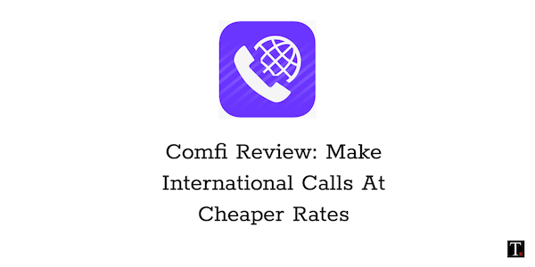 Comfi Review