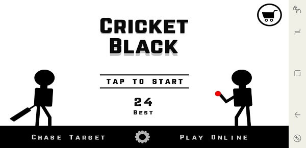 Cricket Black