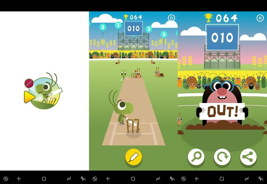 Doodle Cricket - best cricket game download