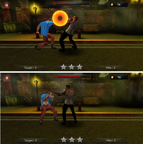 Fight club Android offline fighting game