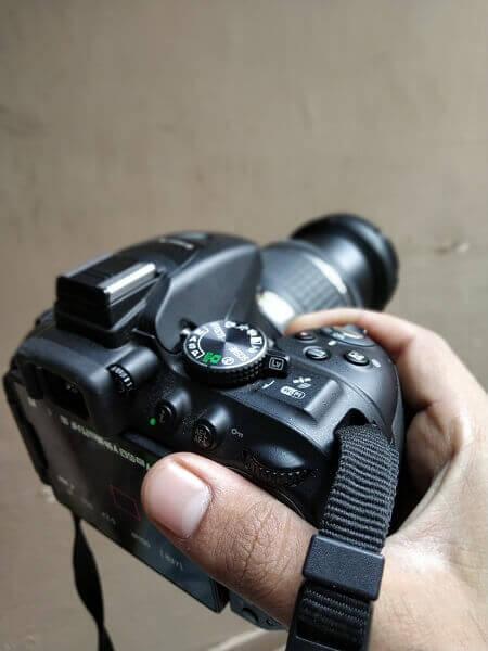 Nikon D5300 Grip