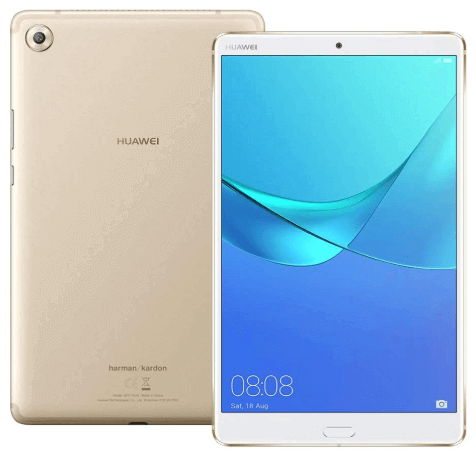 Huawei MediaPad M5 - Best Smallest Android Tablets