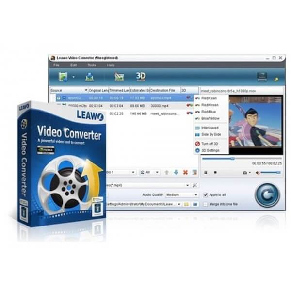 Leawo Video Converter Pro Review